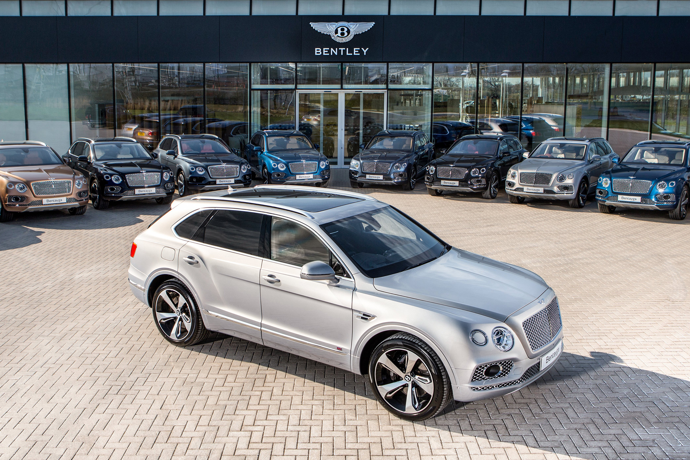 New Bentley Bentayga First Edition First Examples Delivered Carbuyer