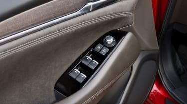 Mazda6 Tourer door controls