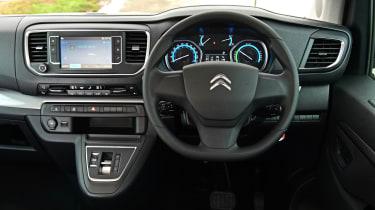 Citroen SpaceTourer MPV interior