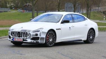 2020 Maserati Quattroporte previewed