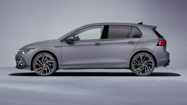 2020 Volkswagen Golf GTD - side view