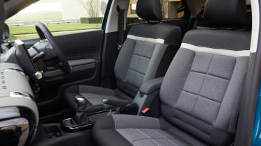 Every Citroen C4 Cactus is well equipped with features like air conditioning, cruise control and a 7-inch display