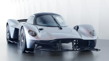 Aston Martin Valkyrie has been built in partnership with Red Bull
