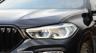 New BMW X6 2020 - front detail