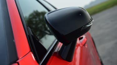 Volvo S60 saloon door mirror