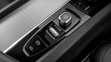 Volvo XC60 SUV switches