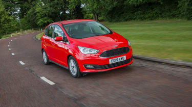 The diesel engines are particularly suited to comfortable motorway cruising