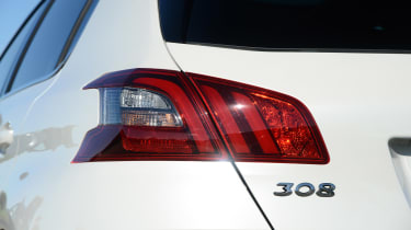 The rear lights have been redesigned for the facelift, with constant illumination for added safety