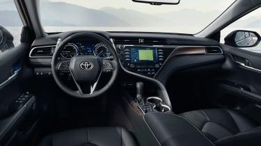 Toyota Camry Hybrid interior