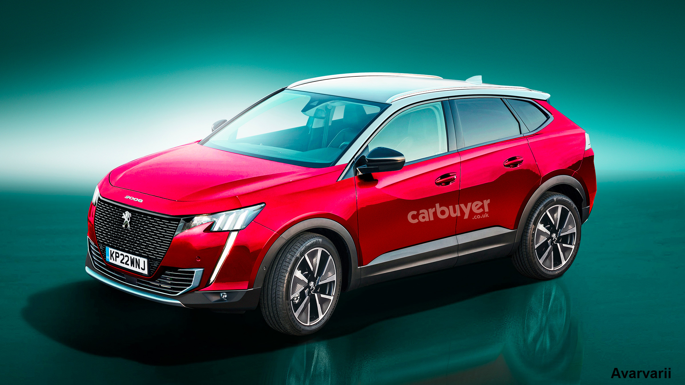 2022 Peugeot 3008 Suv To Get Coupe Styling Carbuyer
