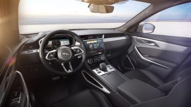 Jaguar F-Pace R-Dynamic Black - Ebony interior
