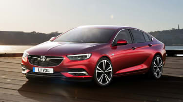 The Insignia Grand Sport will offer the option of four wheel drive