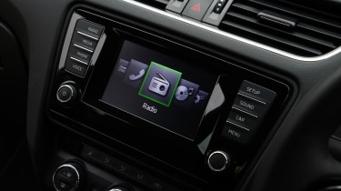 All models feature a touchscreen infotainment system