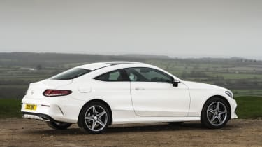 The AMG C43, C63 and C63 S models are far more powerful and expensive to run