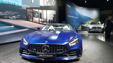 Mercedes-AMG GT R Roadster Geneva Motor Show front