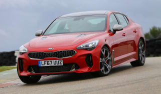 Kia Stinger GT-S review