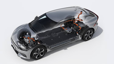Kia EV6 - powertrain setup