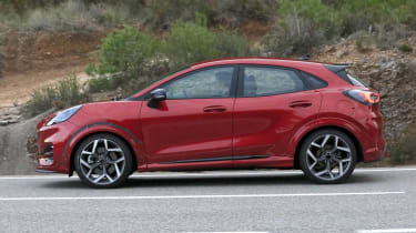 2020 Ford Puma ST - side view