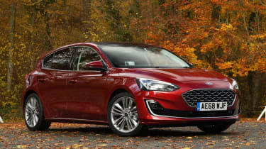 Ford Focus Vignale - 3/4 front static