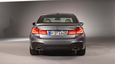 The 5 Series is available in SE and M Sport trims, with the latter having more agressive looks and uprated brakes