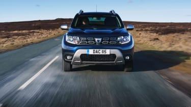 Dacia Duster Prestige front