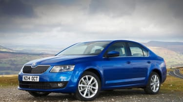 Thanks to its maximum five-star Euro NCAP rating for crash safety, seven airbags and electronic stability control, the Octavia is definitely a safe car.