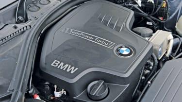 BMW 3 Series Gran Turismo engine