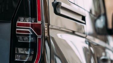 Volkswagen Caddy MPV tail-light