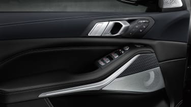 BMW X7 Dark Shadow Edition speakers