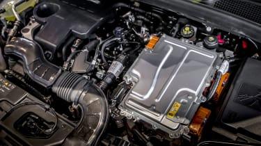 Renault Clio E-Tech Hybrid engine bay
