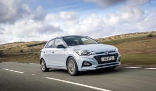 Hyundai i20 Play - front