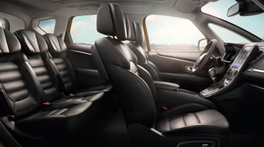 Interior space is generally strong, though taller adults may find headroom in the back a little tight