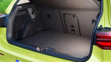 Volkswagen Golf hatchback boot