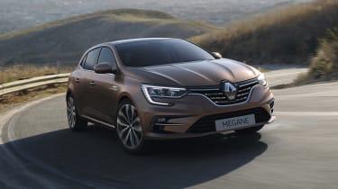 2020 Renault Megane - dynamic front 3/4 view