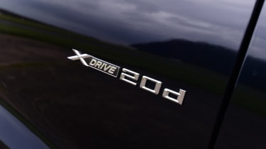 The 2.0-litre diesel xDrive20d will be fast enough for many drivers, getting from 0-62mph in 8.1 seconds
