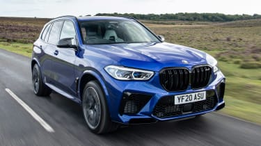 BMW X5 M Competition SUV review