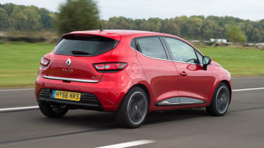There are two versions of the 1.5-litre diesel, with either 89 or 109bhp, which both have average economy topping 80mpg