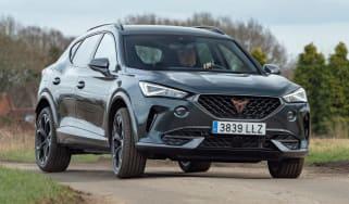 Cupra Formentor SUV review