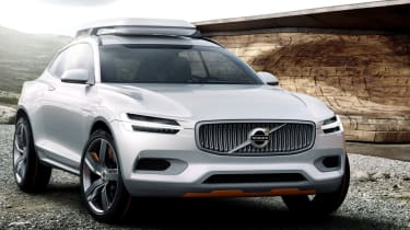 Volvo Concept XC Coupe static