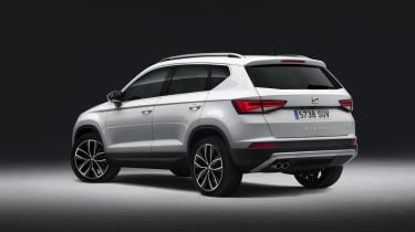 While the raised ride-height and plastic body cladding hint at its off road pretensions