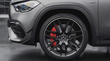 Mercedes-AMG GLA 45 S SUV alloy wheels