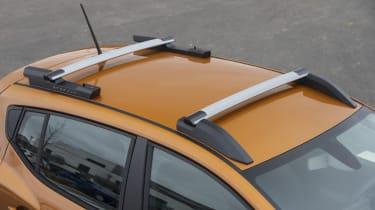2021 Dacia Sandero Stepway - roof
