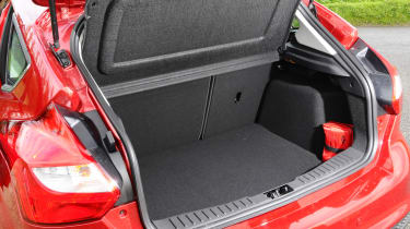 Ford Focus - boot space