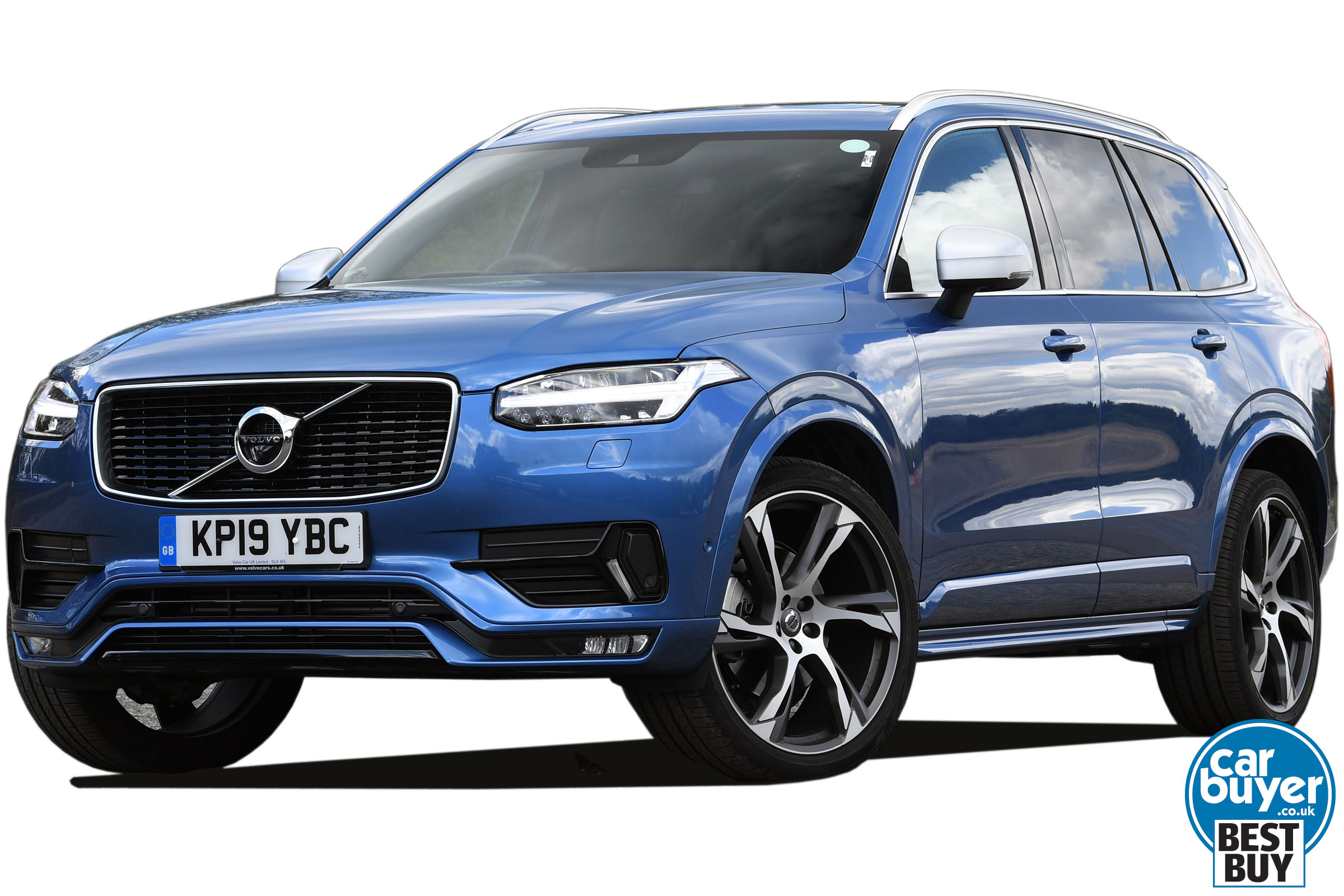 Volvo XC90 SUV - Engines, drive & performance 2020 review ...