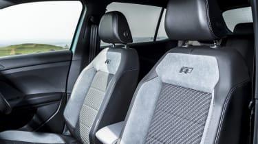 VW T-Cross R-Line seats