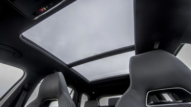 Skoda Kodiaq SUV panoramic sunroof