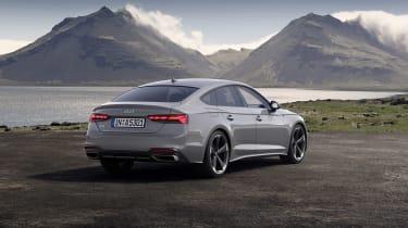 Audi A5 Sportback rear