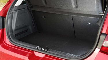 Hyundai i10 hatchback boot