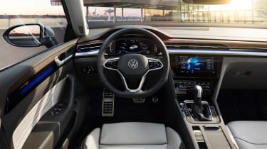 2020 Volkswagen Arteon Shooting Brake estate - interior and dashboard
