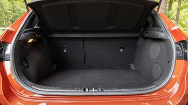 Kia Ceeed facelift drive boot